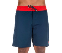 "All Day Og 17"" Boardshorts navy"