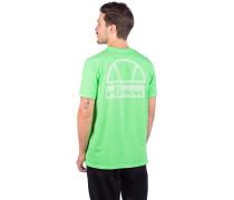 Cuba Overdyed T-Shirt neon green