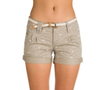 Heaven Organic Shorts beige