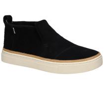 Paxton Slip-Ons black suede