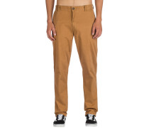 Howland Classic Chino Pants bronco brown