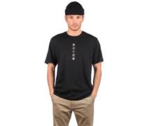 Yuki T-Shirt flint black