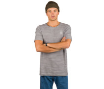Bangalow Textured T-Shirt stone blue