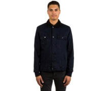 Heres Johnny Jacket black indigo