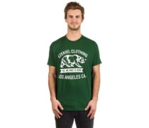 Walkabout Slim T-Shirt forrest green
