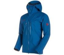 Meron Hs Hooded Outdoor Jacket ultramarine