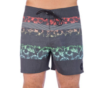 Retro Haze 16'' Boardshorts black