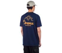 Outdoor Vibe T-Shirt navy