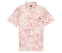 Sundays Tie Dye Shirt pink haze