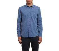 Gladstone Shirt LS deep blue