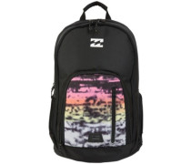 Command Backpack black multi