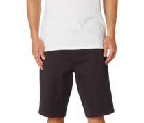 Stretch Chino Shorts black vintage