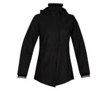 Winchester Wool Jacket black heather