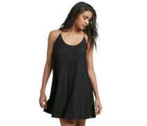 Cross Check Dress black