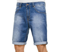Rafter Shorts mid blue 2