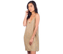 Fluke Dress camel