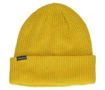 Polar Lined Beanie yellow