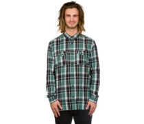Reedsbirg Shirt LS sea pine
