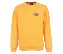 Briggsville Sweater gold orange