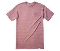 Quiver T-Shirt burgundy heather