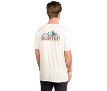 Tidewell T-Shirt raw cotton