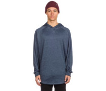 Caption Hoodie mood indigo heather