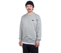 New Jersey Sweater grey melange