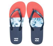 Tides Tribong Sandals red