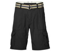 Point Break Cargo Shorts black out
