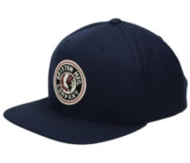 Rival Snapback Cap navy