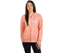 Poppy Dream Zip Hoodie muted clay