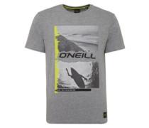 Seiche T-Shirt silver melee