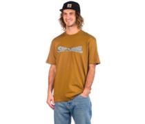 Monument T-Shirt hamilton brown