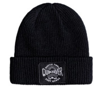 Performed Patch Beanie Youth black