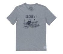 River Dreams T-Shirt grey heather