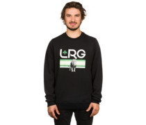 Zion Lion Crew Neck Sweater black