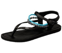 Batida Sandals Women black out