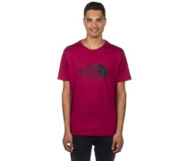 Easy T-Shirt rumba red