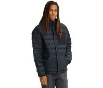 Evergreen Down Insulator Fleece Jacket true black