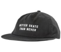 Better Skate Low Rise Cap black