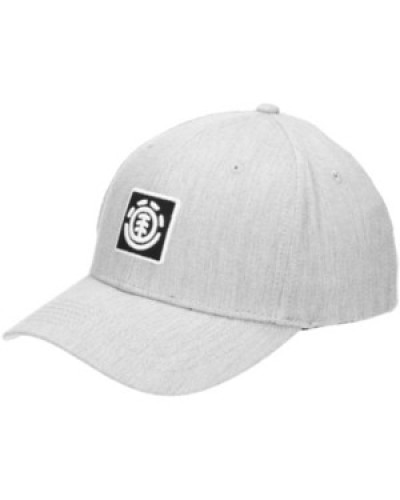 Treelogo Cap grey heather