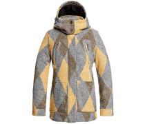 Dawn Jacket heather grey treetop