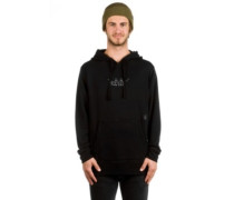 JLA Fleece Pullover black