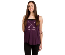 Casey Tank Top blackberry