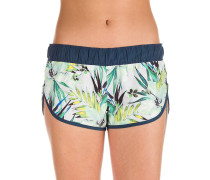 Supersuede Garden Beachrider Boardshorts pure platinium