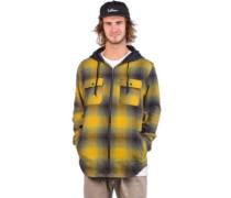 Chadder Flannel Shirt yellow