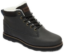Mission V Shoes solid black