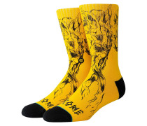 Welcome Socks black