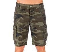 Wannabe Cargo Shorts camo
