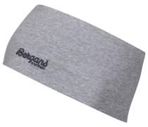 Cotton Headband grey mel